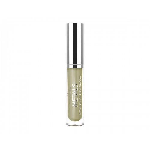 Golden Rose Metals Metallic Liquid Eyeshadow 106 Metaliczny cień do powiek w płynie