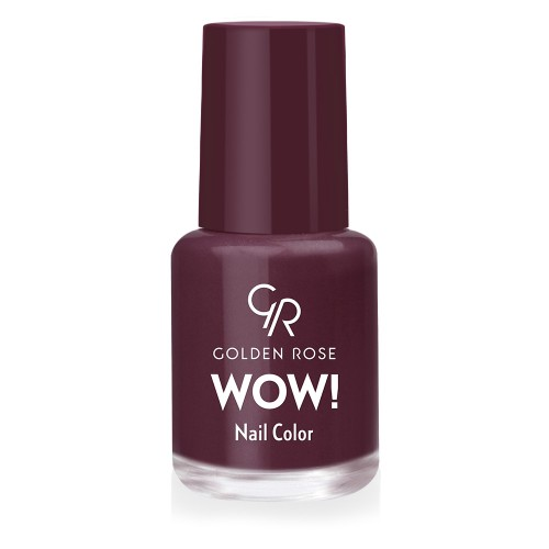 WOW Nail Color - Lakier do paznokci - 66 - Golden Rose