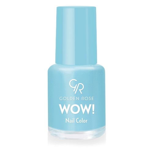 Golden Rose WOW Nail Color 72 Lakier do paznokci
