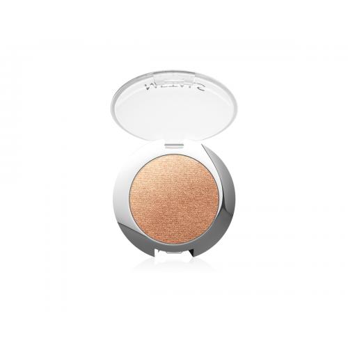 Metals Metallic Eyeshadow - Metaliczny cień do powiek - 02 - Golden Rose