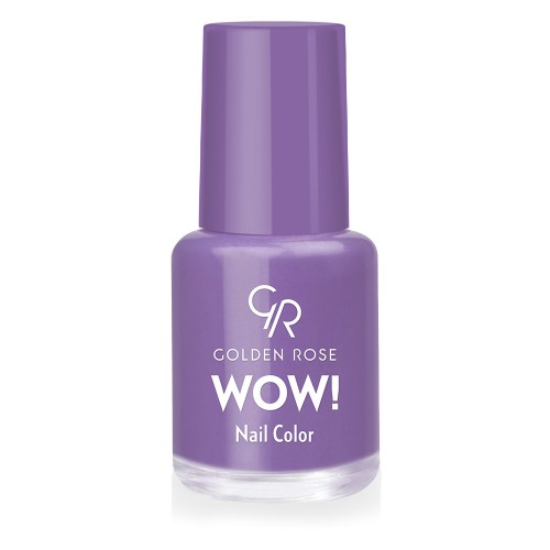 WOW Nail Color - Lakier do paznokci - 78 - Golden Rose
