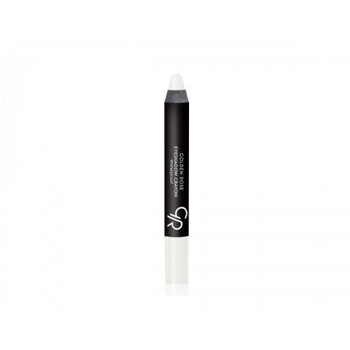 Eyeshadow Crayon - Cień do powiek w kredce - 01 - Golden Rose