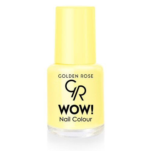 WOW Nail Color - Lakier do paznokci - 100 - Golden Rose