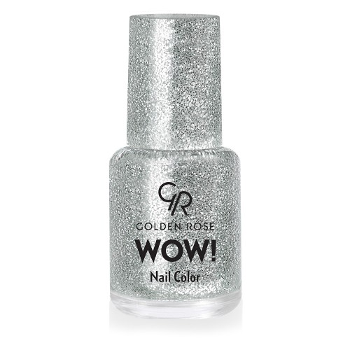 WOW Nail Color - Lakier do paznokci - 201 - Golden Rose