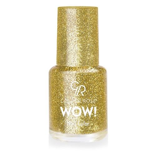 WOW Nail Color - Lakier do paznokci - 202 - Golden Rose