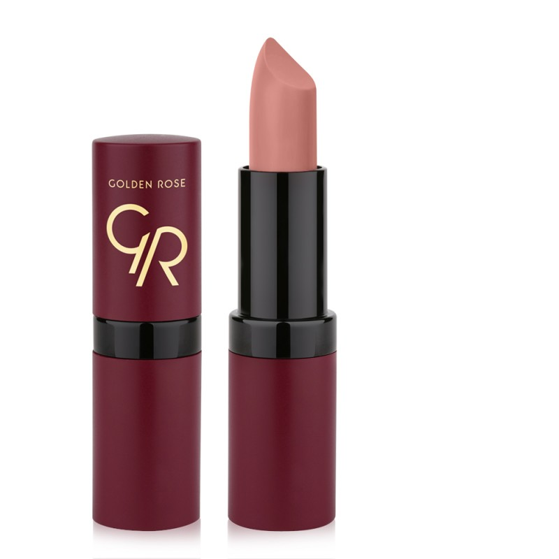 Velvet Matte Lipstick - Matowa pomadka do ust - Golden Rose