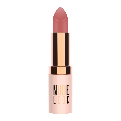 Golden Rose Perfect Matte Lipstick 03 Nude Look Matowa pomadka do ust