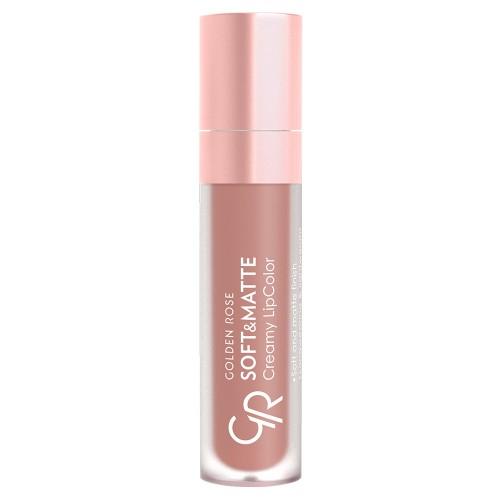 Soft & Matte Creamy Lip Color - 103 - Matowa pomadka do ust - Golden Rose
