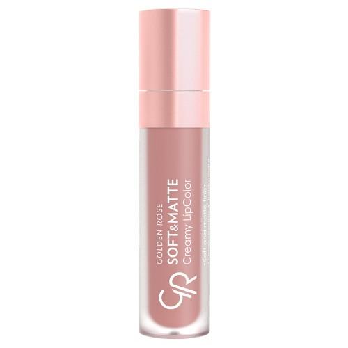 Golden Rose Soft & Matte Creamy Lip Color 106 Matowa pomadka do ust