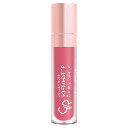 Soft & Matte Creamy Lip Color - 109 - Matowa pomadka do ust - Golden Rose