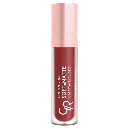 Golden Rose Soft & Matte Creamy Lip Color 115 Matowa pomadka do ust