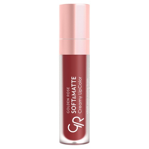 Soft & Matte Creamy Lip Color - 115 - Matowa pomadka do ust - Golden Rose