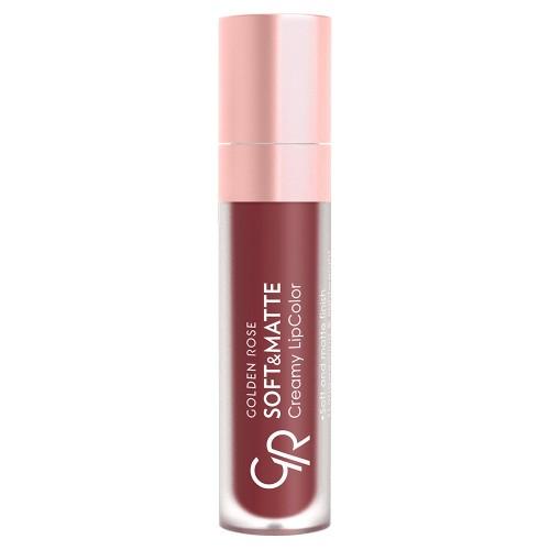 Soft & Matte Creamy Lip Color - 117 - Matowa pomadka do ust - Golden Rose