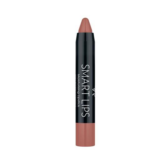Smart Lips - 04 - Nawilżająca pomadka w kredce - Golden Rose