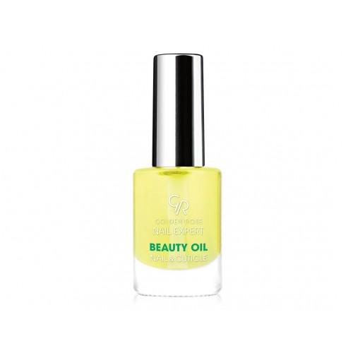 Beauty Oil Nail Cuticle - Olejek odżywczy do skórek i paznokci - Golden Rose