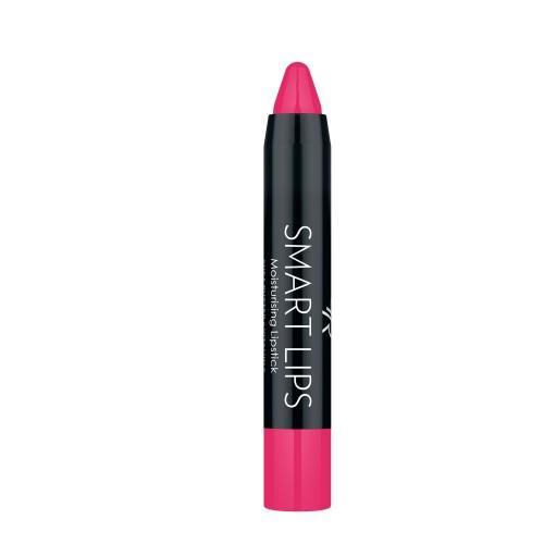 Smart Lips - 11 - Nawilżająca pomadka w kredce - Golden Rose