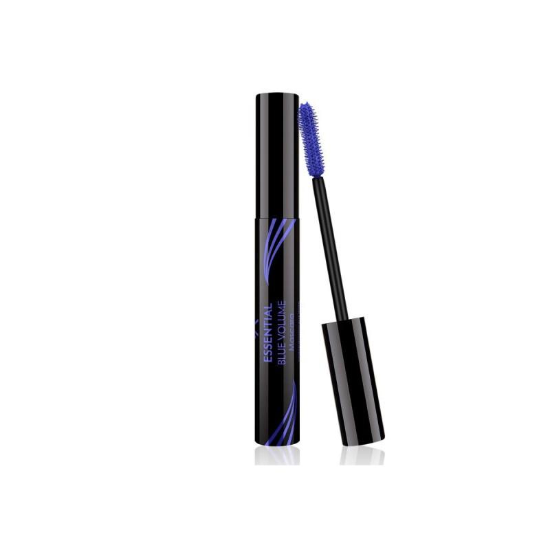 Essential Blue Volume Mascara - Niebieski pogrubiający tusz do rzęs - Golden Rose