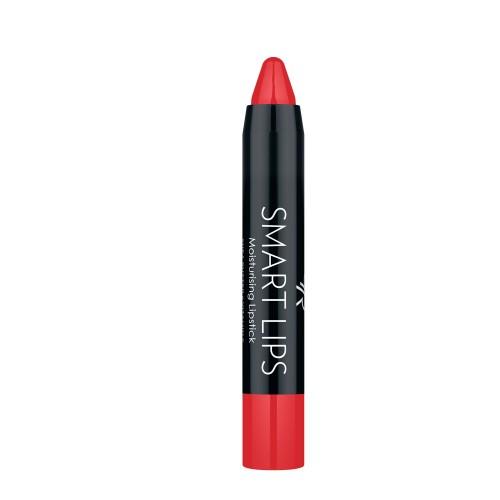 Smart Lips - 16 - Nawilżająca pomadka w kredce - Golden Rose