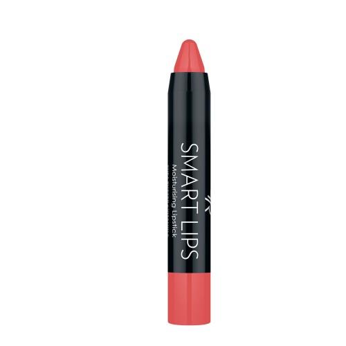 Smart Lips - 17 - Nawilżająca pomadka w kredce - Golden Rose