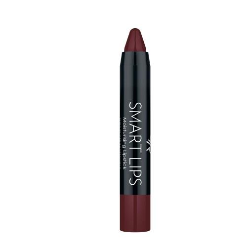 Smart Lips - 20 - Nawilżająca pomadka w kredce - Golden Rose