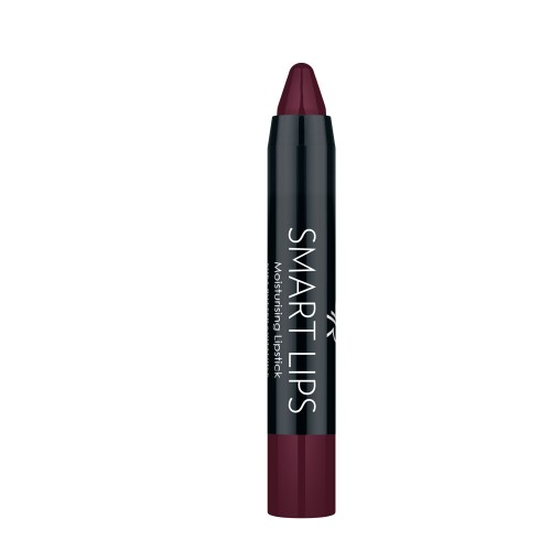 Smart Lips - 21 - Nawilżająca pomadka w kredce - Golden Rose