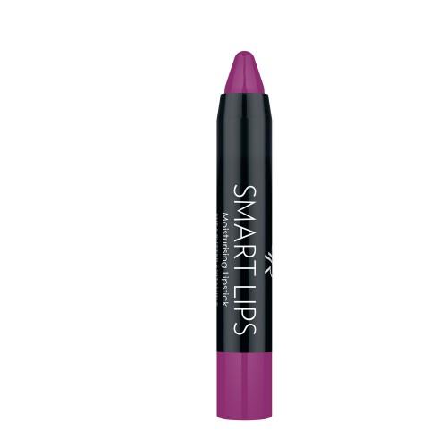 Smart Lips - 23 - Nawilżająca pomadka w kredce - Golden Rose