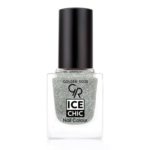 Ice Chic Nail Colour - Lakier do paznokci - 107 - Golden Rose