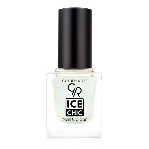 Ice Chic Nail Colour - Lakier do paznokci - 120 - Golden Rose