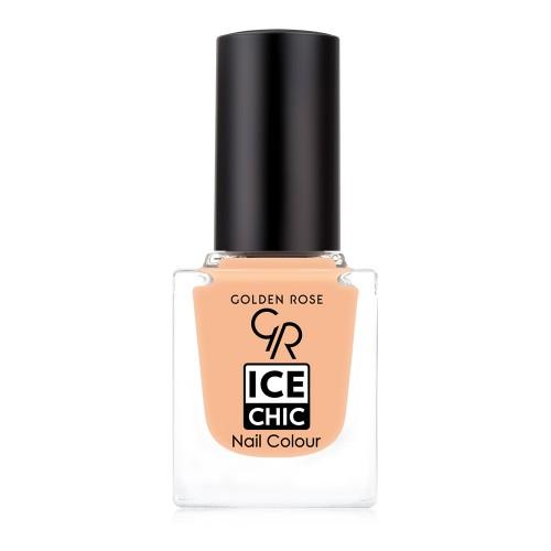 Ice Chic Nail Colour - Lakier do paznokci - 130 - Golden Rose