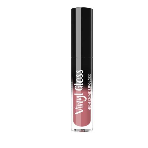 Vinyl Gloss High Shine Lipgloss - 04 - Winylowy błyszczyk do ust o wysokim połysku - Golden Rose