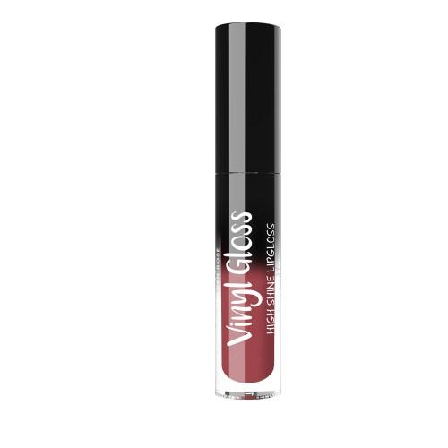 Vinyl Gloss High Shine Lipgloss - 10 - Winylowy błyszczyk do ust o wysokim połysku - Golden Rose