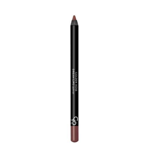 Dream Lips Lipliner - 504- Trwała kredka do ust - Golden Rose