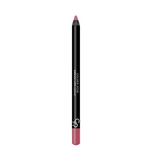 Dream Lips Lipliner - 521 - Trwała kredka do ust - Golden Rose
