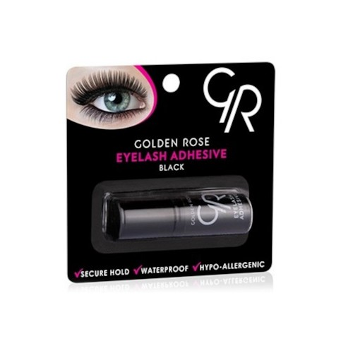 Eyelash Adhesive Black - Klej do rzęs - Golden Rose
