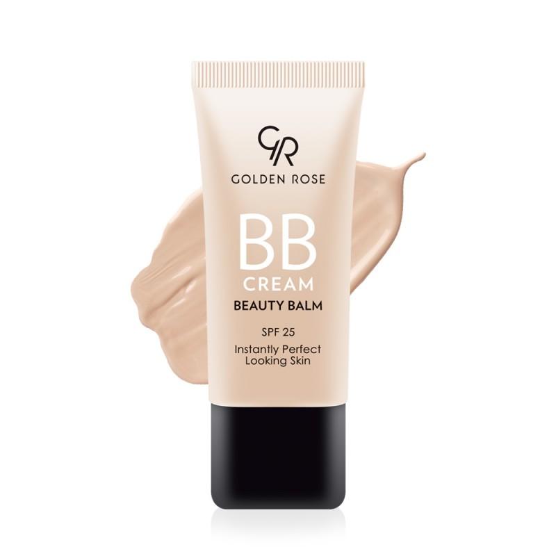 BB Cream Beauty Balm - Krem BB - Golden Rose