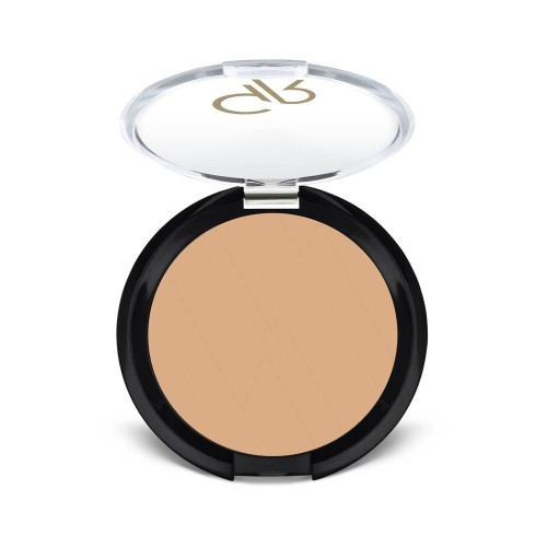 Silky Touch Compact Powder - 05 - Puder matujący - Golden Rose