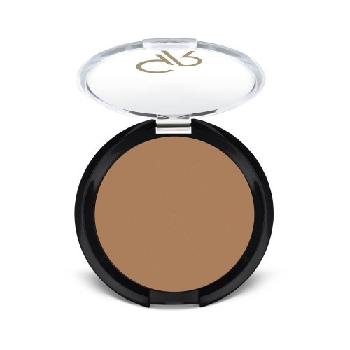 Silky Touch Compact Powder - 07 - Puder matujący - Golden Rose