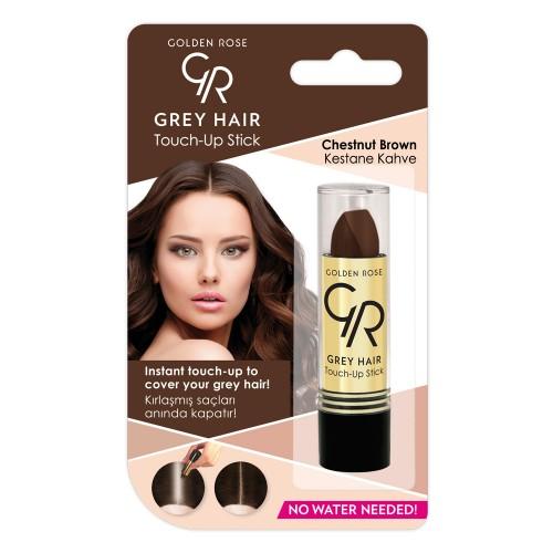 Grey Hair Touch-Up Stick - 07 - Sztyft do włosówna odrosty - Golden Rose