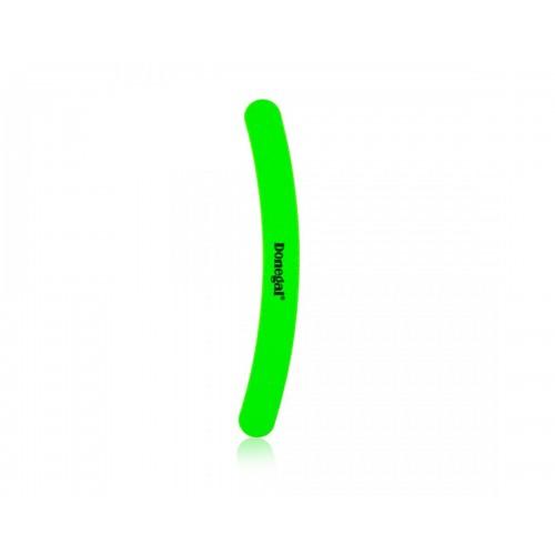 Golden Rose Pilnik do paznokci w kształcie banana Neonowy Zielony