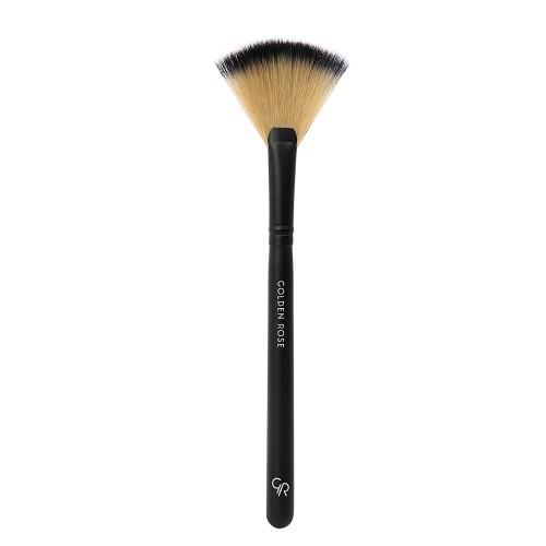 Fan Brush - Pędzel wielofunkcyjny - Golden Rose