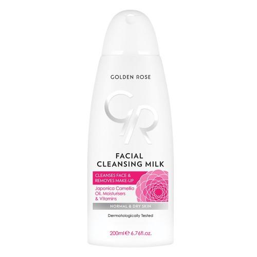 Facial Cleansing Milk - Mleczko do demakijażu twarzy - Golden Rose