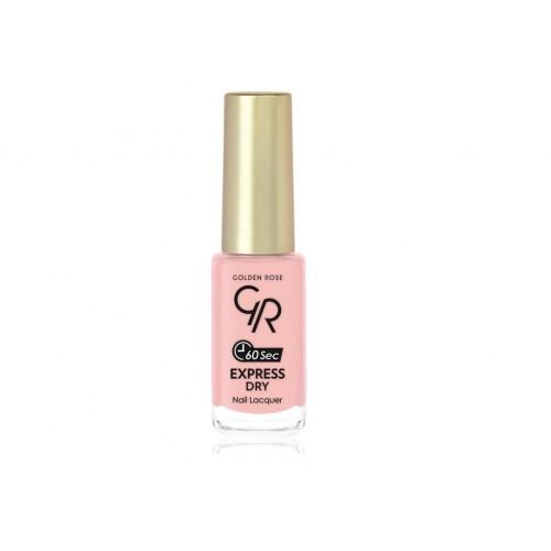 Golden Rose Express Dry Nail Lacquer 13 Szybkoschnący lakier do paznokci