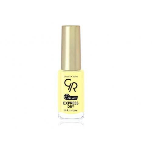 Golden Rose Express Dry Nail Lacquer 14 Szybkoschnący lakier do paznokci