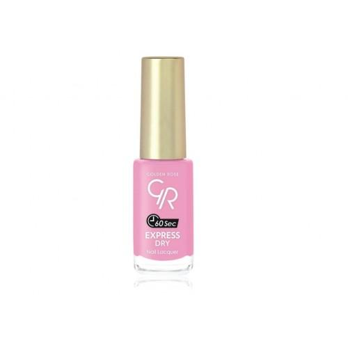 Express Dry Nail Lacquer -22- Szybkoschnący lakier do paznokci - Golden Rose