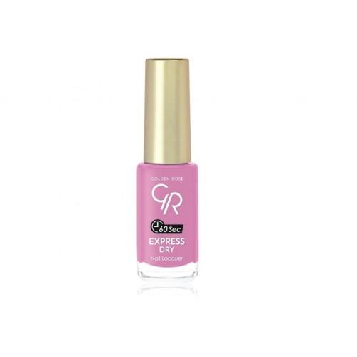 Golden Rose Express Dry Nail Lacquer 23 Szybkoschnący lakier do paznokci