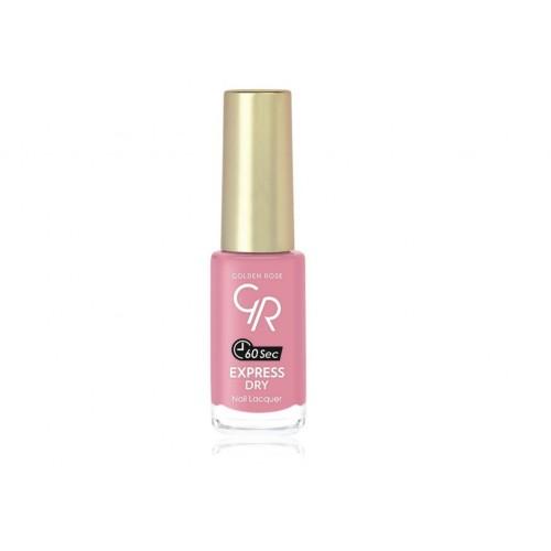 Golden Rose Express Dry Nail Lacquer 24 Szybkoschnący lakier do paznokci