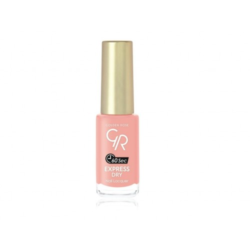 Golden Rose Express Dry Nail Lacquer 28 Szybkoschnący lakier do paznokci