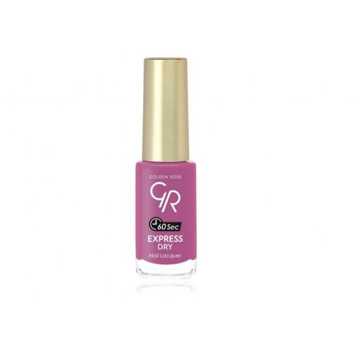 Golden Rose Express Dry Nail Lacquer 38 Szybkoschnący lakier do paznokci