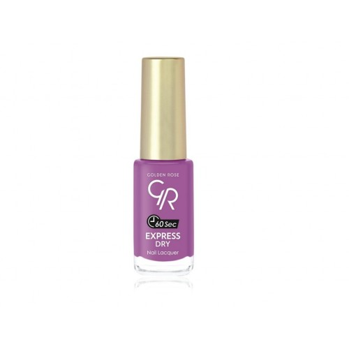 Golden Rose Express Dry Nail Lacquer 62 Szybkoschnący lakier do paznokci