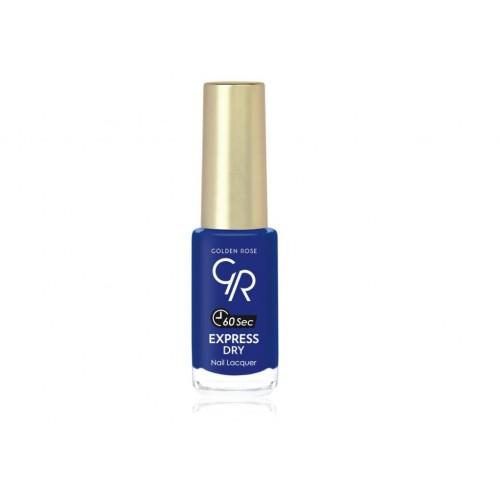 Golden Rose Express Dry Nail Lacquer 71 Szybkoschnący lakier do paznokci